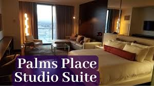 100 Palms Place Hotel And Spa At The Palms Las Vegas Studio Suite