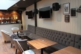 Modern Kitchen Booth Ideas by Compact Custom Banquette Seating 105 Custom Booth Seating