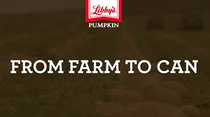 Libbys 100 Pure Pumpkin Pie Recipe by Libby U0027s 100 Pure Pumpkin From Farm To Can Youtube