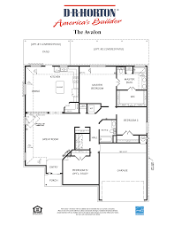 Ryland Homes Floor Plans Texas by Dr Horton Floor Plan Archive 2017 Dr Horton Homes Floor Plans On