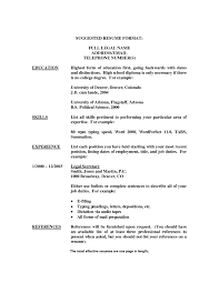 Secretary Resume Objective New Examples Position Sv E104239