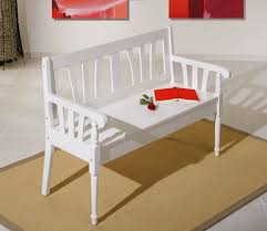 links 30700520 sitzbank holzbank küchenbank esszimmerbank küche esszimmer kiefer massiv weiß