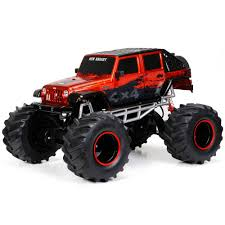 New Bright 1:8 Radio Control Jeep, Remote Controller Boys Toy Truck ... Buy Bestale 118 Rc Truck Offroad Vehicle 24ghz 4wd Cars Remote Adventures The Beast Goes Chevy Style Radio Control 4x4 Scale Trucks Nz Cars Auckland Axial 110 Smt10 Grave Digger Monster Jam Rtr Fresh Rc For Sale 2018 Ogahealthcom Brand New Car 24ghz Climbing High Speed Double Cheap Rock Crawler Find Deals On Line At Hsp Models Nitro Gas Power Off Road Rampage Mt V3 15 Gasoline Ready To Run Traxxas Stampede 2wd Silver Ruckus Orangeyellow Rizonhobby Adventures Giant 4x4 Race Mazken