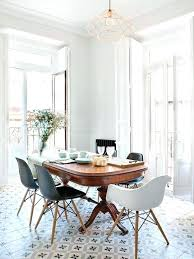 Dining Room Chair Plans Look We Love Traditional Table Plus Modern Chairs For