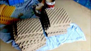 Polystyrene Ceiling Panels Cape Town by Cheap Sound Proofing Acoustic Foam Lee X Youtube