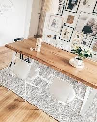 perfekter tisch teppich teppich esszimmer esszimmer