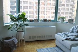 A Tour of Our NYC Apartment Dining Area Living Room Little