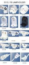 Non Shunted Lamp Holders Tombstones by G13 16 Non Shunted Ul Listed T8 T10 Tube Light Socket G13 Lamp