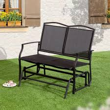 SunTime Outdoor Living 1-Piece Black Steel Outdoor Swing Glider Bench Details About Garden Glider Chair Tray Container Steel Frame Wood Durable Heavy Duty Seat Outdoor Patio Swing Porch Rocker Bench Loveseat Best Rocking In 20 Technobuffalo The 10 Gliders Teak Mahogany Exclusive Fniture Accsories Naturefun Kozyard Fleya Smooth Brilliant Outsunny Double How To Tell If Metal And Decor Is Worth Colorful Mesh Sling Black Buy Chairoutdoor Chairrecliner Product On Alibacom Silla De Acero Con Recubrimiento En Polvo Estructura
