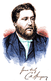 C H Spurgeon From The March 1865 Issue