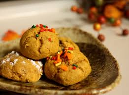 Libbys Pumpkin Orange Cookies by Easy Pumpkin Spice Cake Box Cookies Red White And Blueberries