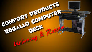 Sauder Camden County Computer Desk by Unboxings U0026 Reviews Comfort Products Regallo Style Computer Desk