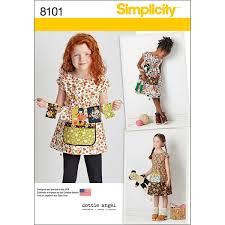Learn To Dress Doll Pattern Simplicity 2729 Learning Toys For Etsy
