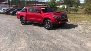Pre-Owned 2016 Toyota Tacoma TRD Sport Crew Cab Pickup In Scottsboro ... New 2018 Toyota Tacoma Trd Sport Double Cab 5 Bed V6 4x2 Automatic 2019 Upgrade 4 Door Pickup In Kelowna Preowned 2017 Crew Highlands Sr5 Vs 2015 4x4 Reader Review Product 36 Front Windshield Banner Decal Truck Off Chilliwack 2016 Used 4wd Lb At Feature Focus How To Use Clutch Start Cancel The I Tuned Suspension Nav