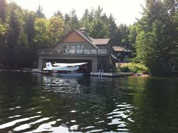 100 House Boat Designs Illegal Muskoka Boathouse Called An Aircraft Hangar To Duck