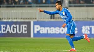 100 Zahavi CSL Eran Brace Keeps Guangzhou RF Unbeaten