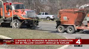 Wayne County Road Worker Dies After 2 Workers Hit By County... Rush Trucking Wayne Mi Schools Close Commuters Brace As Winter Storm Looms Crains This Weeks Issue Of Detroit Business 2018 Peterbilt 389 Sylmar Ca 50893001 Cmialucktradercom Central Oregon Truck Company Home Facebook Andra Regional Chamber Delivery Garbage Truck Driver Critical After Crash On I94 In Romulus Soarr Inventory Management Used Trucks For Sale Trailers Rental And Leasing Paclease 6200lb Street Stock Gas 4x4 Trucks Haing Weights Rush County Snow Snarls Traffic Closes Schools Businses Delays Flights