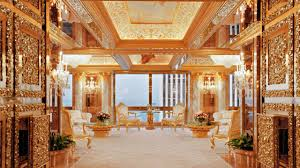 100 World Tower Penthouse Trump Inside The Presidents New York BEAM Real