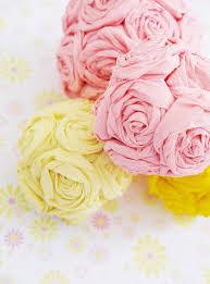 DIY Crepe Paper Flower Pomanders Party Decorations