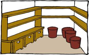 chambre froide chasse chambre froide utilisation jardinier paresseux