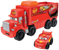Amazon.com: Fisher-Price Little People Wheelies Disney/Pixar Cars ...