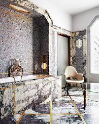 marmor im bad so geht s badezimmer licht modernes