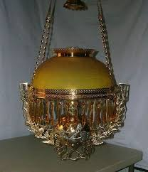Hanging Oil Lamps Ebay by 93 Best Antique Lighting Images On Pinterest Antique Lighting