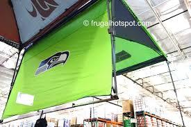 Costco Sale Coleman 10′ x 10′ Canopy w Wall Seahawks $129 99