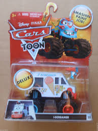 Disney Cars Toon I-screamer Monster Truck Mater Mattel Diecast | EBay Monster Jam Stunt Track Challenge Ramp Truck Storage Disney Pixar Cars Toon Mater Deluxe 5 Pc Figurine Mattel Cars Toons Monster Truck Mater 3pack Box Front To Flickr Welcome On Buy N Large New Wrestling Matches Starring Dr Feel Bad Xl Talking Lightning Mcqueen In Amazoncom Cars Toon 155 Die Cast Car Referee 2 Playset Kinetic Sand Race Blaze And The Machines Flip Speedway Prank Screaming Banshee Toy Speed Wheels Giant Trucks Mighty Back Toy