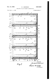 Shaw Walker File Cabinet Lock by Patent Us2613623 Insulated Filing Cabinet Construction Google