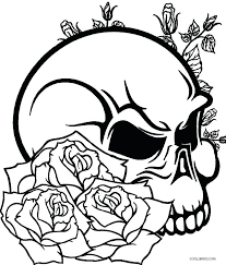 Gigantic Roses Coloring Sheets A Page Of Rose Heart Sheet
