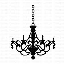800x800 Pin Grey Clipart Chandelier 8