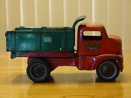 1948 - 53 Tonka Cab Over Dump Truck #180. In Original Condition - My ... Tonka Ride On Mighty Dump Truck For Kids Youtube Tonka Trucks Coupons Ikea Coupon Codes October 2018 Large Truck Yellow Truck Deals Passion Toyota Made A Reallife And Its Blowing Our Childlike Vintage S Huge Bell System Ardiafm 5 Vintage Trucks Lowboy W Ramps Cement Crane Bull Dozer My Friend Has An Almost Full Set Of Original Metal His Cstruction Toys For Kids In Action At The Beach Big Bangshiftcom Mighty Ford F750 Steel Classics Dump By Fleet Farm 1970s Toy Metal