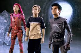 Sharkboy And Lavagirl With Max