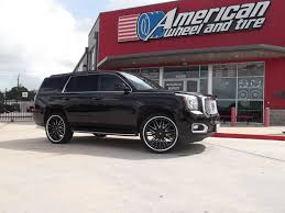 Lexani LX 10 SUV Wheels in Gloss Black CNC Windows with Chrome