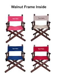 Tips: Personalized Directors Chair For The Film Or Play Director In ... Custom Director Chairs Qasynccom Directors Chair Tall Barheight Printed Logo Folding Personalized Beach Groomsman Customizable Made Ideal Low Price Embroidered Sports With Side Table Designer Evywherechair Sunbrella Seats Backs Embroidery Amazoncom Personalized Black Frame Toddlers Embroidered Office And Desk Chairs For Tradeshows Gobig Promo Apparel