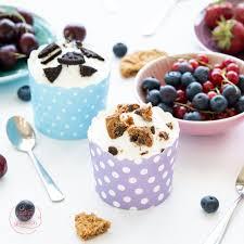 gesunder frozen joghurt