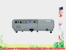 epson powerlite s5 business projector svga resolution 800x600