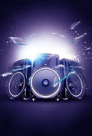 Creative Music Posters Foreign Poster Design Background Image