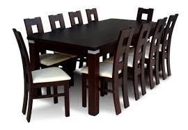 tische essgruppe tisch 10 stühle esszimmer garnitur stuhl set holz essgarnituren