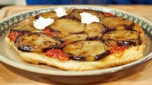 auberginen tarte