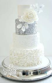 Wedding Cake Boards Luxury Silver Bling Enjoy Cakes We Do Cheese