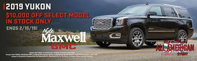 100 Gmc Trucks Nyle Maxwell GMC GMC Dealer In Round Rock TX