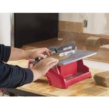 Husky Wet Tile Saw by Skil 3540 02 7 In Wet Tile Saw Walmart Com