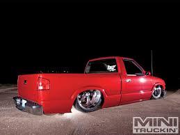 100 Little Shop Of Horrors Mini Trucks 1998 Chevy S10 Custom Chevy Truckin Magazine