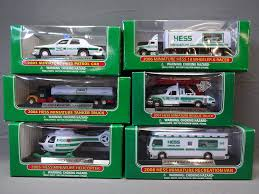 Amazon.com: Hess Truck Mini / Miniature Lot Set 2003, 2004, 2005 ... Hess Custom Hot Wheels Diecast Cars And Trucks Gas Station Toy Oil Toys Values Descriptions 2006 Truck Helicopter Operating 13 Similar Items Speedway Vintage Holiday On Behance Collection With 1966 Tanker Miniature 18 Wheeler Racer Ebay Hess Youtube 2012 Rescue Video Review 5 H X 16 W 4 L For Sale Wildwood Antique Malls