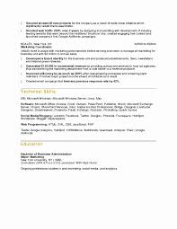 Sample Business Resume Related Post