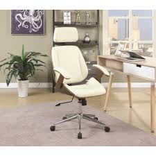 Coaster Contemporary Computer Desk by Office Chairs Model Home Furnishings