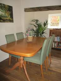 The Table Is 160 Cms Long And 90 Wide In Photograph But Can Be Extended To 210 X If Required Legs Removed
