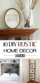 10 DIY Projects To Add Some Rustic Charm Your Home